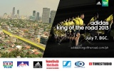 Adidas King of the Road 2013 16.8K, 10K, 10K Student Relay – Bonifacio Global City, July 07, 2013, Sunday