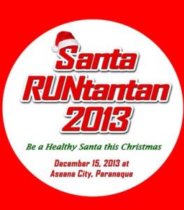 Santa Runtantan 2013 – December 15, 2013