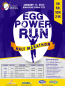 Egg Power Run Half Marathon – January 11, 2015