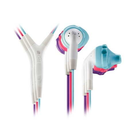 The yurbuds Inspire Pro for Women is a perfect gift for the (super) woman on the go! Specially designed for smaller ears, these earphones has a patented twist-lock technology and FlexSoft comfort fit to make it stay in place and pain-free all throughout the day